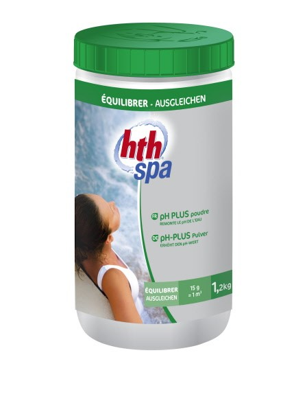 Spa pH-Plus 1.2 kg