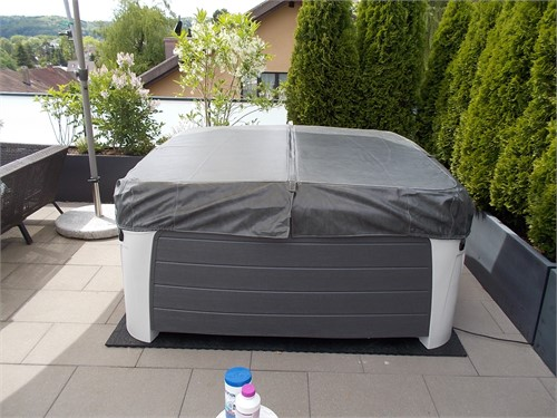 Installationsbeispiel Roto-Freestyle Lounger I